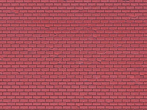 Vollmer 46033 Mauerplatte Klinker aus Kunststoff