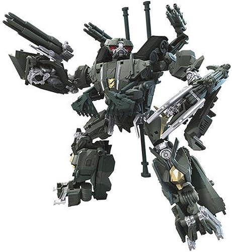 Auto-Verformungsroboter vorbildliches Spielzeug, Held-Rettungsroboter, Größes Roboter-Geschenk (Farbe   2)