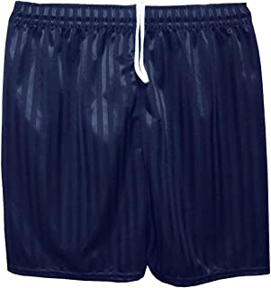 Rimi Hanger Mens Summer Sports Football Shadow Stripes Shorts Boys Gym Wear Short Pants
