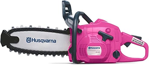 Battery Operated Pink Rotating Chainsaw Toy Kids (Limited Edition)