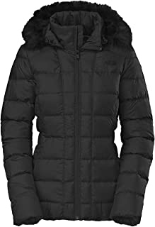 The North Face Women's Gotham 550 Down Jacket RTO TNF Black