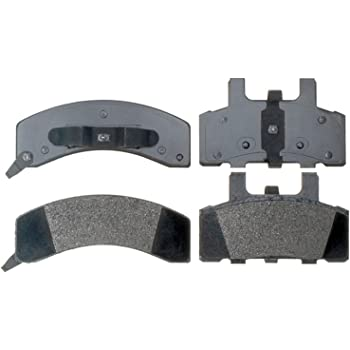 ACDelco 17D52MH Front Semi Metallic Brake Pads