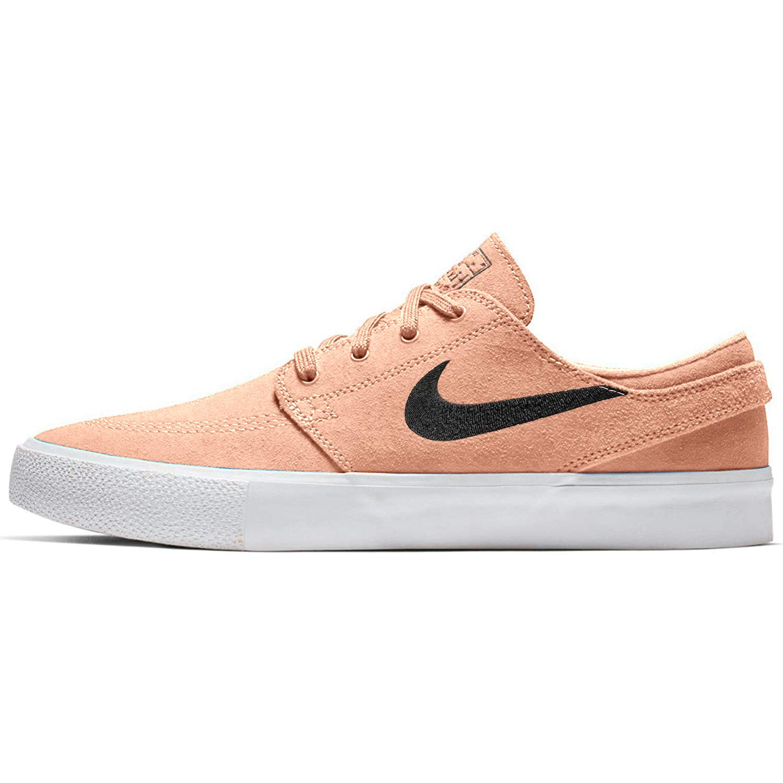 Nike SB Zoom Janoski RM Mens Skateboarding Shoes, Rose Gold/Black ...