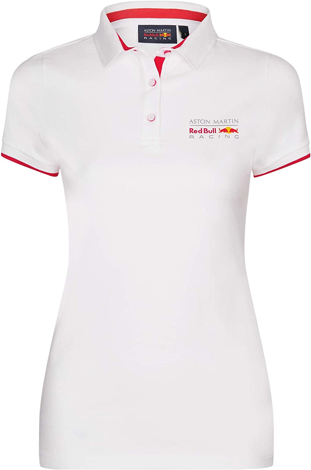 Red Bull Racing Classic Camisa Polo, Mujeres - Official Merchandise