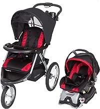 Baby Trend Expedition GLX Jogger Travel System, Flex Loc 32lb Car Seat, Firestone