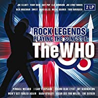 Rock Legends Playing The Songs Of The Who