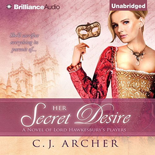 Her Secret Desire audiobook cover art