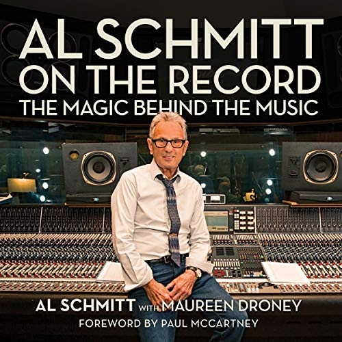 Al Schmitt on the Record cover art