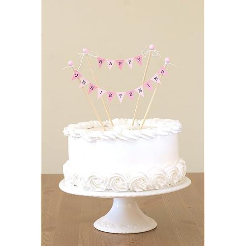 Christening Decorations For Cakes Amazon Co Uk