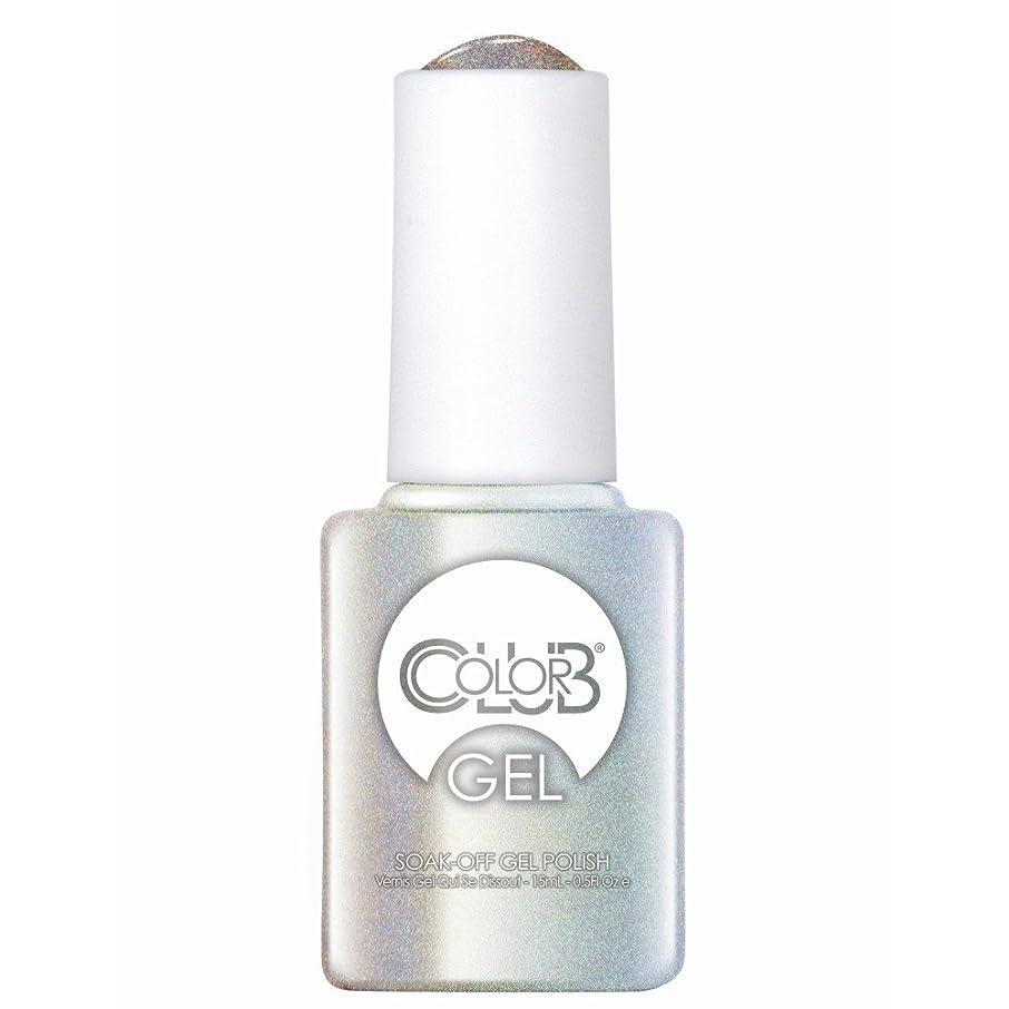撃退する普通の出版Color Club Gel Polish - Cloud Nine - 0.5oz / 15ml