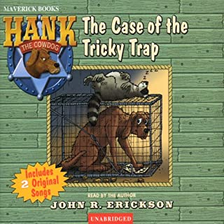 The Case of the Tricky Trap cover art