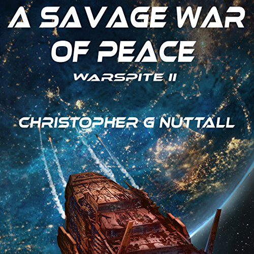 A Savage War of Peace Titelbild
