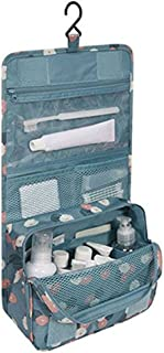 Ouhekieiトラベルポーチ お風呂 ポーチ バスルームポーチ トイレタリーバッグ フック付き 洗面用具入れ 旅行 収納バッグ 小物整理