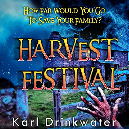Harvest Festival audiobook cover art