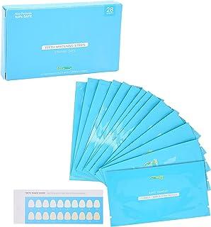 Wegwerpstrips voor Het Bleken van Tanden, Minty, Niet-giftige Behandelingen voor Het Bleken van 28 Tanden, Fleuren op Zond...