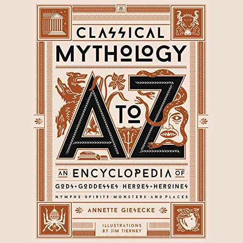 Classical Mythology A to Z  By  cover art