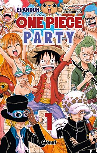 One Piece Party - Tome 01 (Shônen)