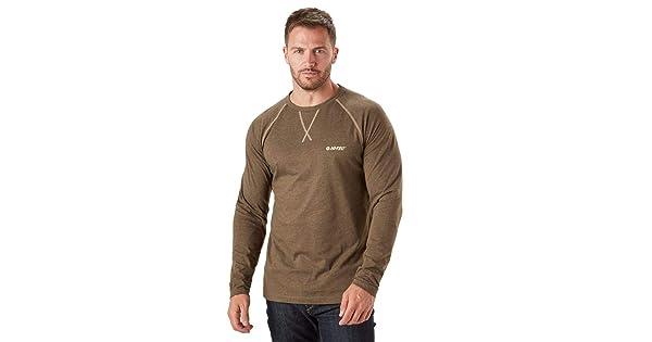 Hi Tec Reeve T shirt voor heren: Amazon.nl