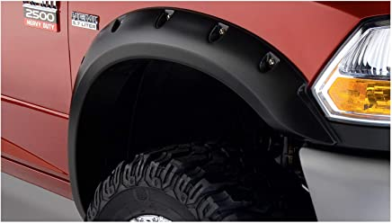 Bushwacker 50919-02 Dodge Pocket Style Fender Flare - Set of 4