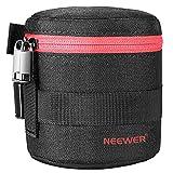 Neewer Funda para Objetivo cilíndrico Imobotta para Objetivo de 18-55 mm, como Canon 50-1.4 50-1.8 85-1.8 18-55 35-2, Nikon 50-1.8 16-85 18-55 35-1.8G 60-2.8