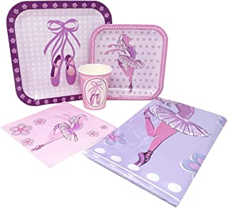 Best ballerina themed party supplies Reviews