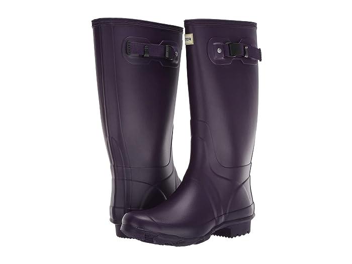 Hunter  Huntress Field Boot (Dark Iris) Womens Boots