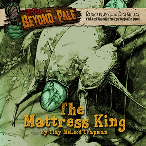 The Mattress King audiobook cover art
