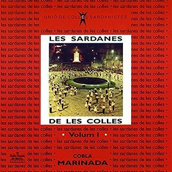 Les Sardanes De Les Colles - Vol. I