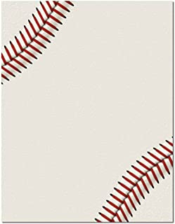 Baseball Stationery Paper