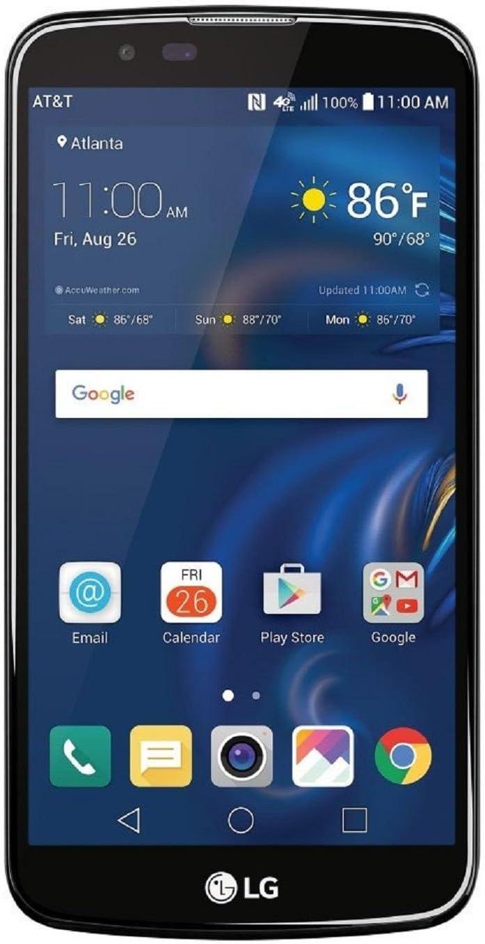 "LG K10 K425 (16GB 1.5GB RAM) 5.3"" Full HD Display | Dual Camera | 2300 mAh Battery | Android 7.0 Nougat | 4G LTE | GSM Unlocked | Navy Blue Smartphone"