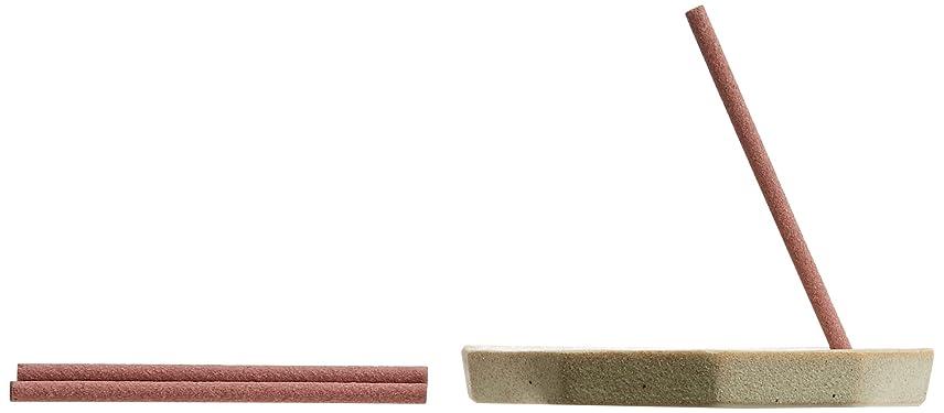 落胆するトラフ北西野山からのおふくわけ やまざくらの薫り スティック6本入&香皿