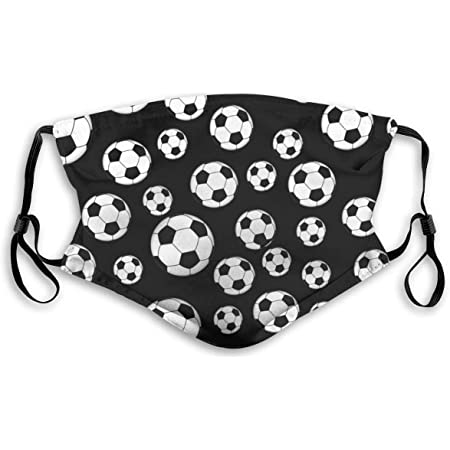 Football Team Face Mask Football Club Face Mask Reusable Face Cloth Cover Washable Windproof Cotton Mask