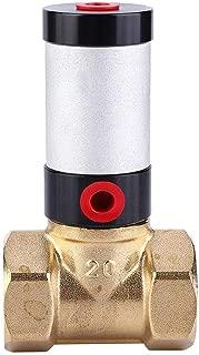 Pneumatic Valve, Control Brass Vacuum Tool PTFE Oil Seal 0~1.0Mpa(Q22HD-20)