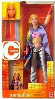 Vitamin C pop singing sensation doll by mattel