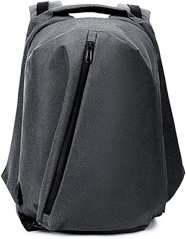 Jian E USB-Lade Multifunktionsrucksack Laptop Laptop Laptop Große Kapazität Outdoor Travel Freizeit Rucksack Wasserdicht verschleißfest Atmungsaktiv Arbeitsrucksack Männer    (Farbe   1 ) B07MH9XHG2  Einfach c9b51a