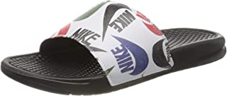 Nike BENASSI JDI PRINT Men's Fashion Sandals, Black