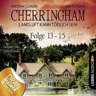 Cherringham - Landluft kann tödlich sein, Sammelband 5 Titelbild