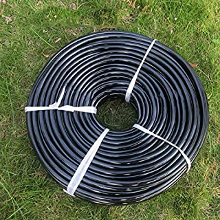 YISENMIAO 25m Garden Hose Drip Irrigation Watering Hose 8/11 MM Pipe Used In Lawn Sprinkler Canopy Assembly (Color : 15m)