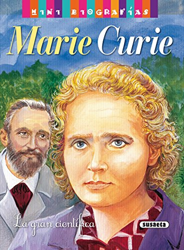 Marie curie: 1 (Mini biografías)