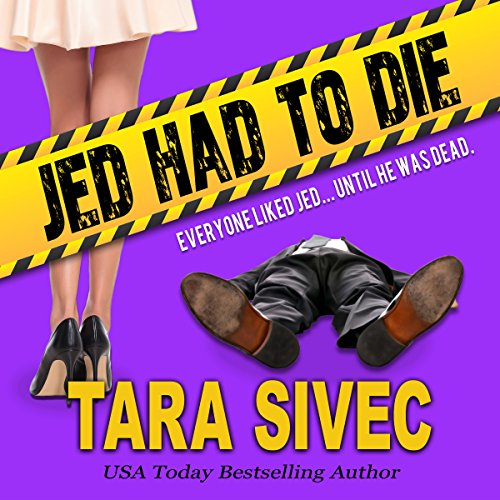 Jed Had to Die audiobook cover art