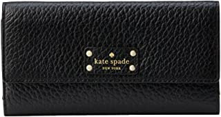 Kate Spade New York Womens Bay Street Sandra Leather Wallet