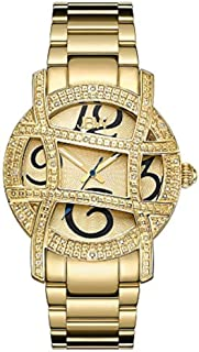 JBW Luxury Women's Olympia 20 Diamonds Cage Bezel Watch - JB-6214-A