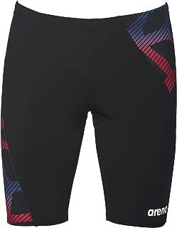 Arena Men's Spider MaxLife Panel Jammer Swimsuit