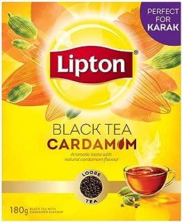 Lipton Yellow Label Cardamom Loose Tea, 180 gm