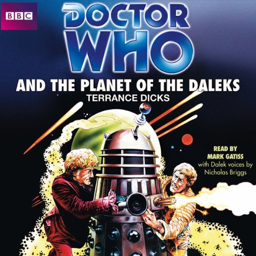 Doctor Who and the Planet of the Daleks (Classic Novel) Titelbild