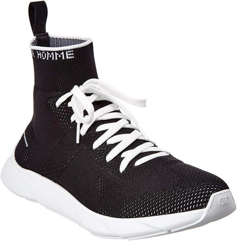 Christian Dior Herren Sneaker Schwarz Schwarz B07D6FRLM6  | Günstige Preise