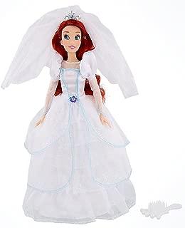 wedding dress disney ariel