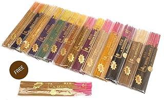 Ikshvaku Herbal Incense   Free Sandalwood Variety Gift Pack in Herbal Treat Jumbo Agarbatti