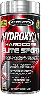 Hydroxycut Hardcore Elite Sport Capsules, 70 Count