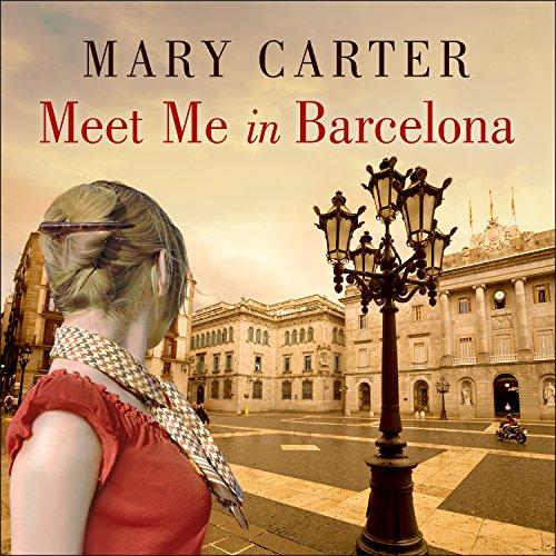 Meet Me in Barcelona audiobook cover art